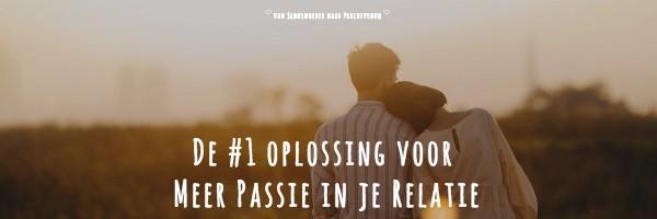 Meer passie in je relatie